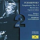 进口CD:柴可夫斯基:第1-3交响曲\卡拉扬(2CD)(4595182)