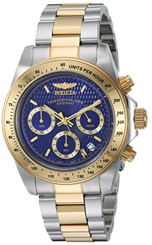 Invicta Men's 7115 Signature Collection Speedway Chronograph Watch (Swiss Replica Movement)