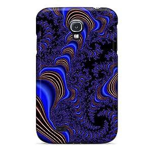 High Quality DtC7946RnwX Fractal Mt Tpu Case For Galaxy S4