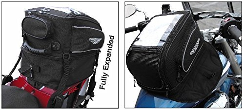 Gears Urban Survivor Tank and Tail Motorcycle Bag GEARS CANADA 100160-1