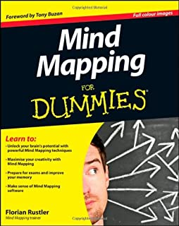 Mindmapping your personal guide to exploring creativity and problem mind mapping for dummies fandeluxe Image collections