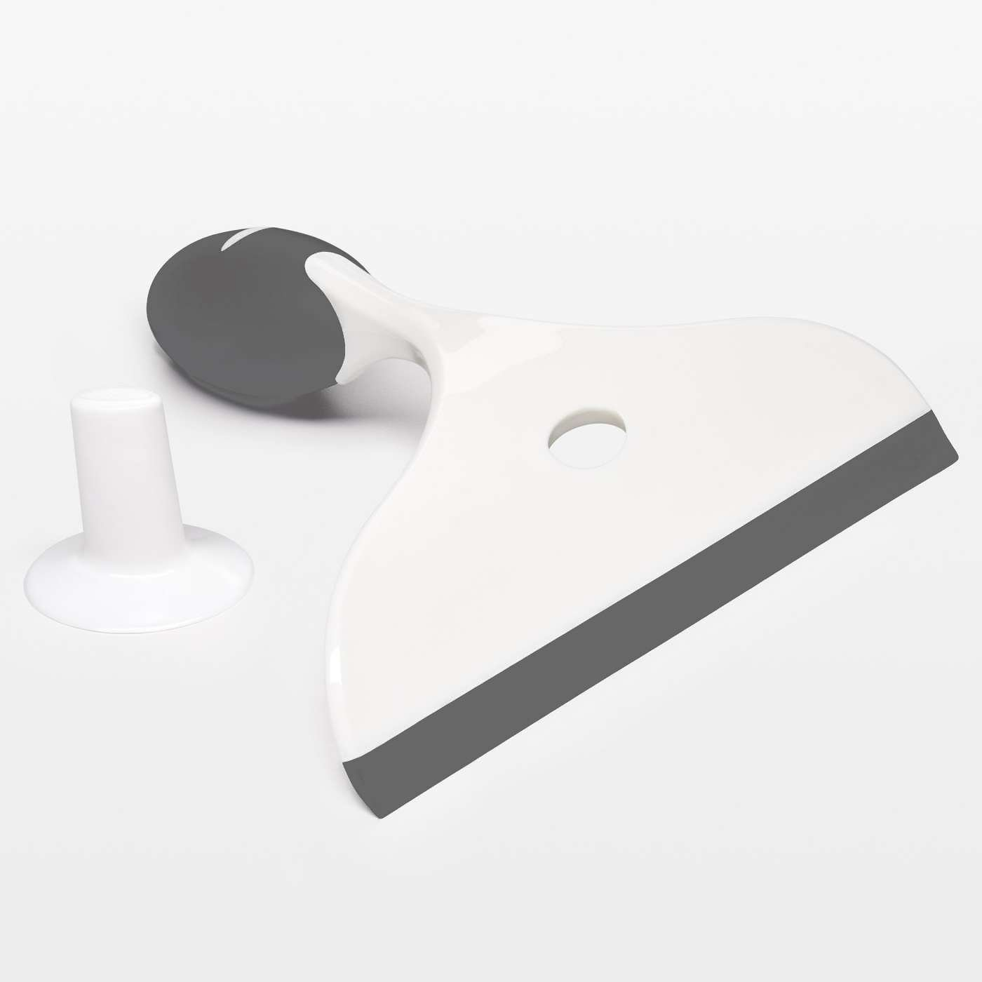 Grey OXO Good Grips Squeegee One Size