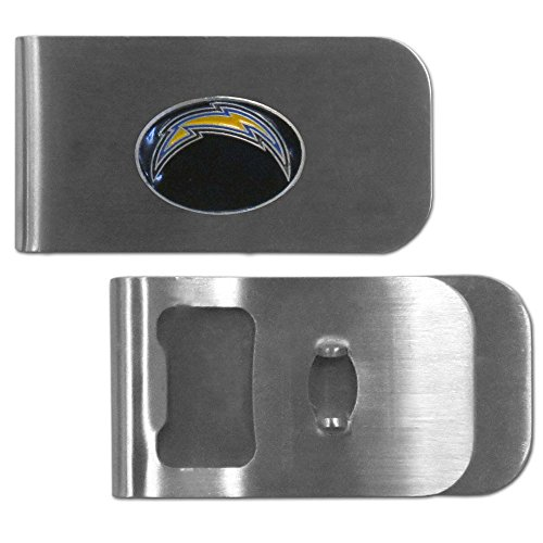 NFL San Diego Chargers Bottle Opener Money ()