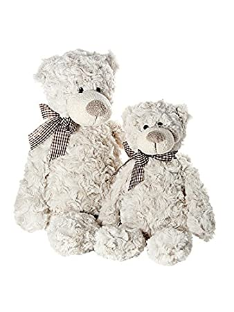 b665acd0c1b2 Mousehouse Gifts Set of Two Plush Stuffed Animal Teddy Bear Soft Toys Small  26 cm &