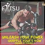 FITSU Grappling Dummy for Kids - Jujitsu Dummy for