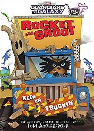 book cover of Keep on Truckin\'!