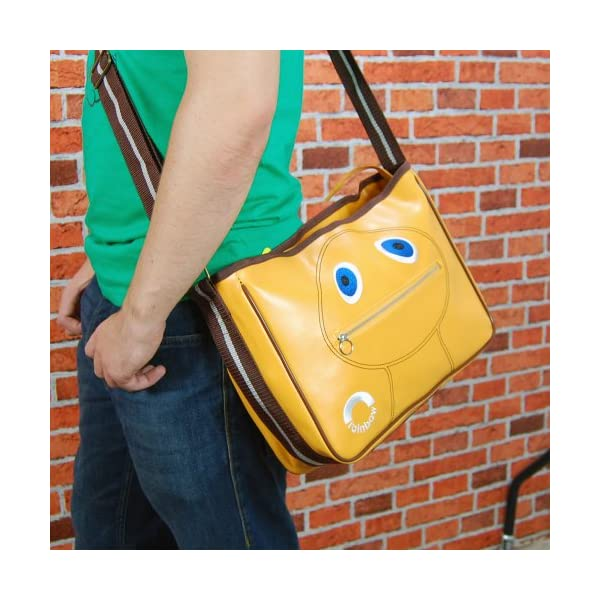 Zippy Bag. Rainbow Satchel Bag - more-bags
