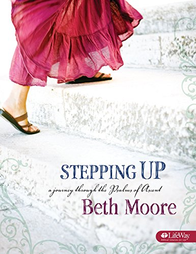 Stepping Up - Bible Study Book: A Journey Through the Psalms of - In Outlet Mall Tn Nashville