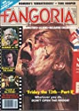 FANGORIA #12, April, Apr. 1981 (The Hand, Friday the 13th Pt. II, Clash of Titans, Knightriders, Roger Corman)