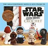 Star Wars Crochet Crochet Kits Amazonde Lucy Collin