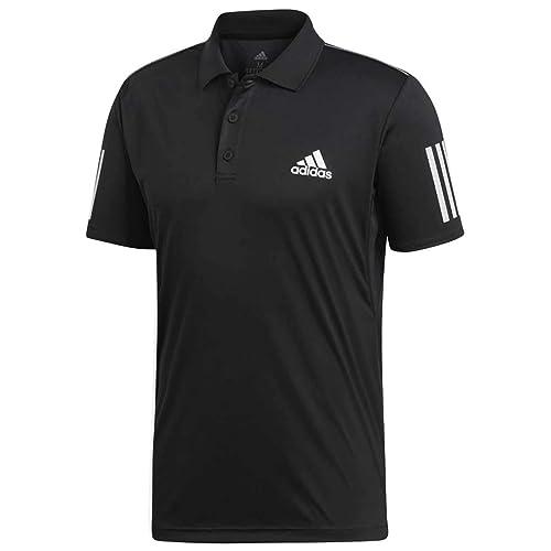 Adidas スリーストライプス クラブ ポロシャツ FRW69