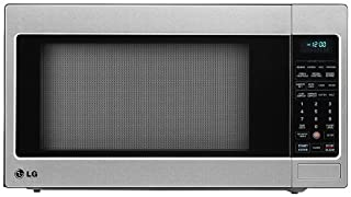 LG LCRT2010ST 2.0 Cu Ft Counter Top Microwave Oven with Easy Clean, Stainless Steel (B004VEP2NQ) | Amazon price tracker / tracking, Amazon price history charts, Amazon price watches, Amazon price drop alerts