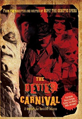 Devil's Carnival (Bluray + DVD combo) [Blu-ray] (Devil Films Dvds)
