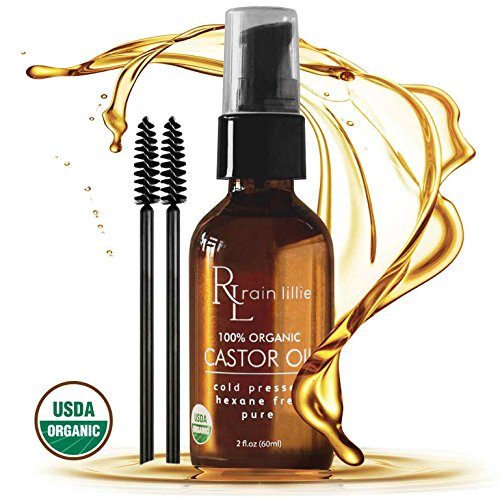 Eyelashes Eyebrows Haircare Rain Lillie product image
