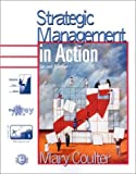 img - for Strategic Management in Action by Mary A. Coulter (2001-01-24) book / textbook / text book