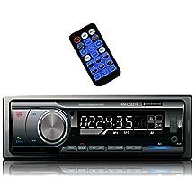 Ezonetronics® Car Bluetooth AM FM MP3 Stereo Radio Receiver Aux with USB SD 4 x 45W LC6219