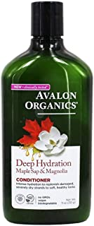 product image for Avalon Organics, Conditioner Deep Hydration Maple Sap And Magnolia, 11 Ounce
