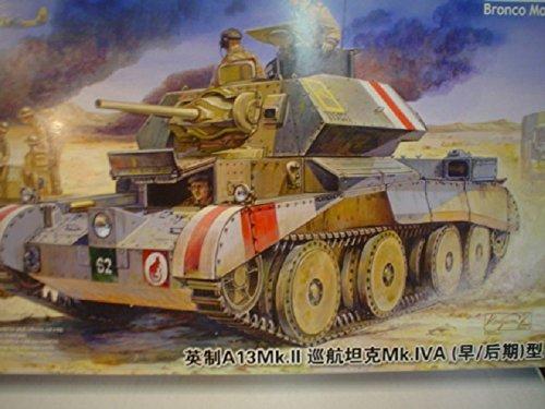 1/35 British A13 MkII Cruiser Tank Mk IV BOM35029 by Bronco