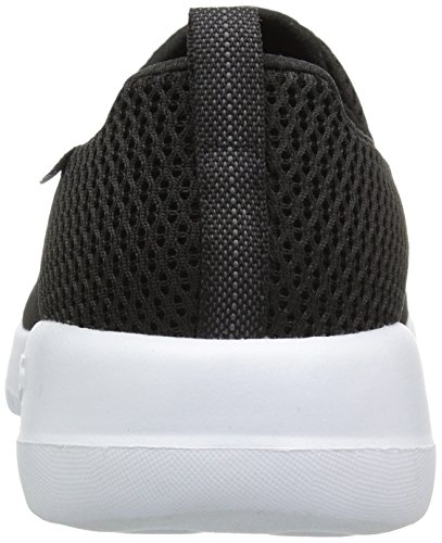 Skechers Performance Women's Go Walk Joy Walking Shoe,black/white,5 W US by Skechers (Image #2)