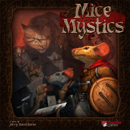 Mice and Mystics Board Game by Plaid Hat Games