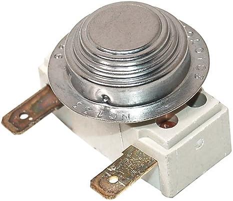 Genuine White Westinghouse Secadora Secadora Termostato 49564400 ...
