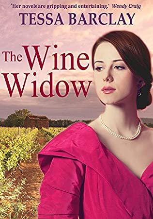 book cover of The Wine Widow
