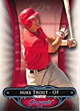 Wowzzer! Check out this Rare Rookie Card of Angels Mega Star MVP Mike Trout! We are Proud to offer this 2010 Tristar Pursuit #10 Mike Trout Rookie Rookie Card in MINT Condtion! This is an Awesome Rare Rookie Card Lot of 2009 #1 Draft Pick and...