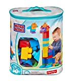#7: Mega Bloks 80-Piece Big Building Bag, Classic
