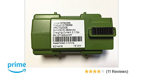 Arris ARCT00830 10//12 Hour Battery For Touchstone TG8//
