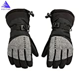 VECTOR Windproof Water Resistan Warm Winter Snowboarding Gloves Snow Ski Gloves Men XL