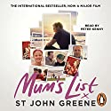 Mum's List Audiobook by John Greene Narrated by Peter Kenny