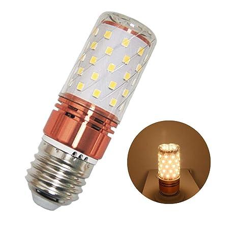 Bombillas LED de maíz E27, 12 W equivalentes a una bombilla halógena de 120 W