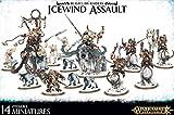 Warhammer Age of Sigmar - Beastclaw Raiders : Icewind Assault
