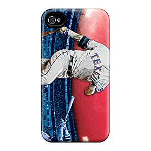 IanJoeyPatricia Iphone 6 Protector Hard Phone Case Unique Design Trendy Texas Rangers Image [lxy6937fvBS]