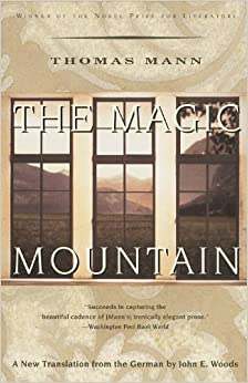 The Magic Mountain Quotes