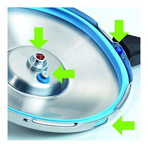 Kuhn Rikon Duromatic Energy Efficient Pressure Cooker - Saucepan