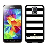 Samsung Galaxy S5 Kate Spade Black Screen Cellphone Case Fashion and Grace Look