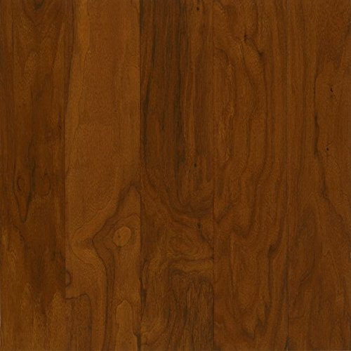 Armstrong ESP5253 Performance Plus Engineered Wide Plank Walnut Hardwood Flooring, 3/8'' x 5'', Fiery Bronze by Armstrong