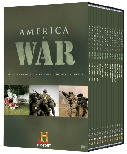 America At War Megaset (Repackaged) by A&E HOME VIDEO