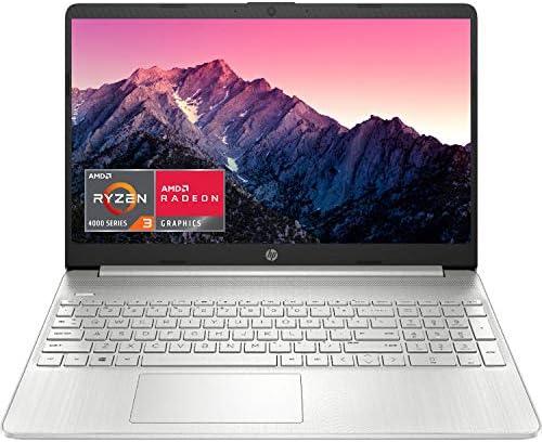2021 HP Pavilion Flagship 15.6″ HD Laptop, AMD Ryzen 3 3250U (Up to 3.5GHz, Beats i7-7600U), 8GB RAM, 1TB HDD, Webcam, Video Conferencing, Bluetooth, HDMI, WiFi, Win 10 + Oydisen Cloth