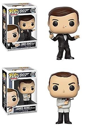 figurine pop 007