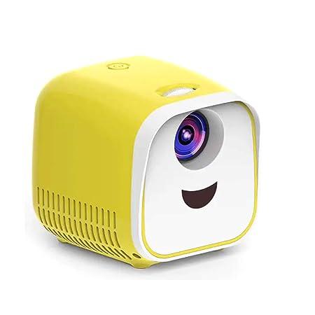 DSYYF Mini proyector Proyector portátil para niños 1000 ...