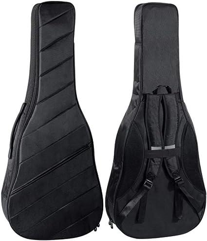 CHENTAOCS - Funda para guitarra acústica y clásica de 41 pulgadas ...