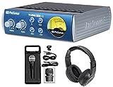 Presonus TubePre V2 Vacuum Tube Preamp+DI Direct Box+Microphone + Headphones