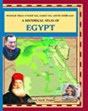 A Historical Atlas Of Egypt, Allison Stark Draper, 0823944980