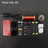 DIKAVS DC 15-24V 15W Mini Music Tesla Coil Plasma