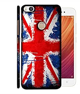 ColorKing Football England 10 Multi Color shell case cover for Xiaomi Mi Max 2