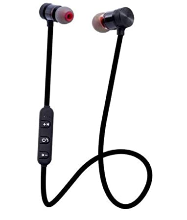 Buy Ionix Psi Wireless Magnetic Type Bluetooth Earphones With Mic For All Android Smartphones And Iphone Online At Low Prices In India Amazon In