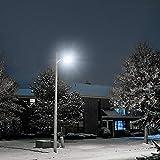 LEONLITE 75W LED Barn Light, Security Flood Light