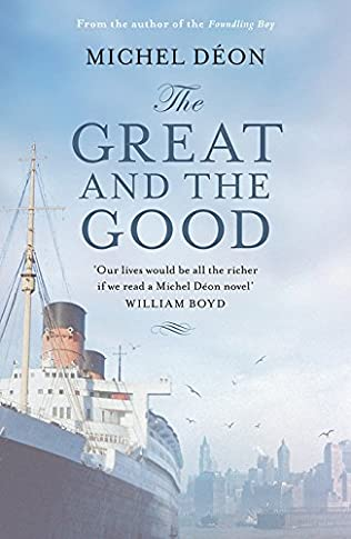 book cover of The Great and the Good